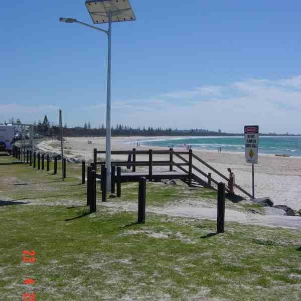 solar street lights Tweed Coast