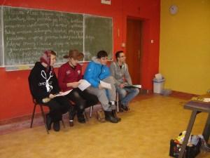 zajęcia w MAKS 09
