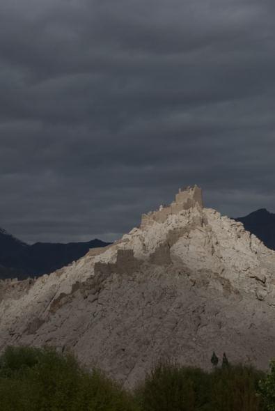 Nubra Valley Mountain Temple V