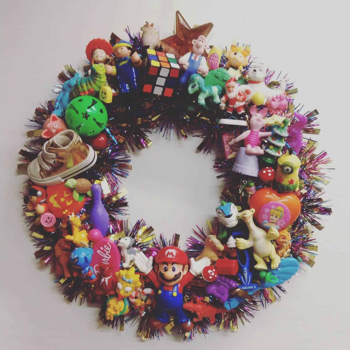 20 Recycled Christmas Decorations Amp DIY Christmas Crafts