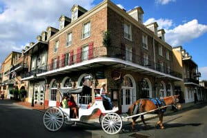 Where to stay in New Orleans -Maison Dupuy