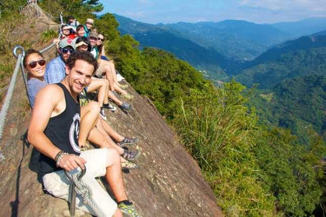 Where to go in Taiwan -Hiking in Taiwan