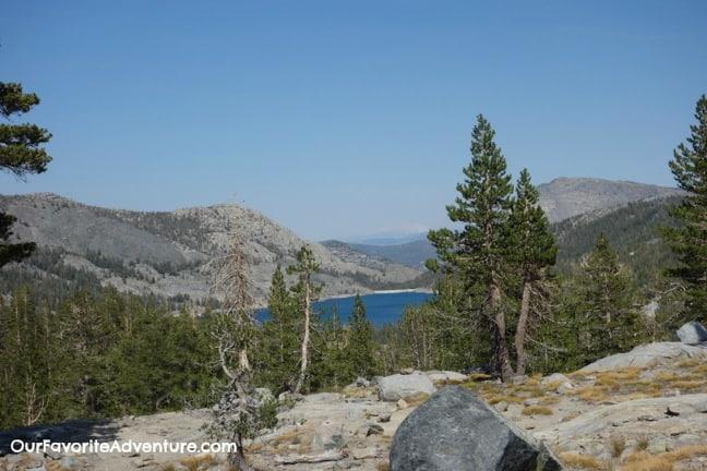 Hiking the John Muir Trail -Heading into Muir Wilderness