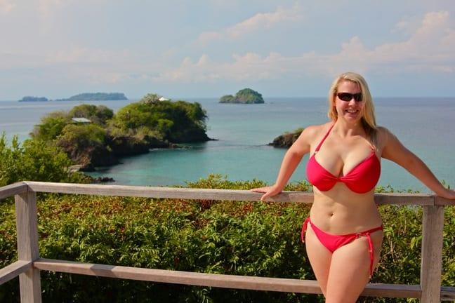 The Incredible View From Islas Secas' Casita Grande