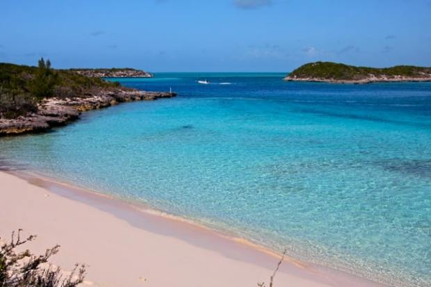 Best Caribbean Islands to Visit: Staniel Cay, Bahamas