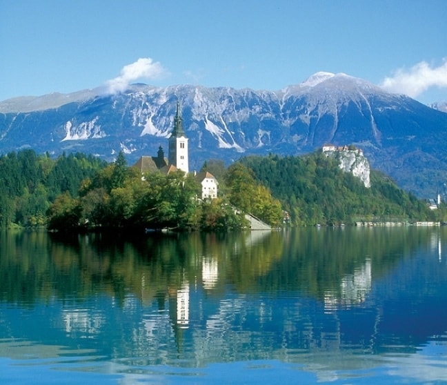 Best Lakes in the World- Lake Bled, Slovenia