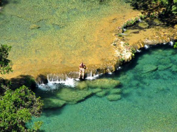 Natural Pools of Semuc Champey, Guatemala