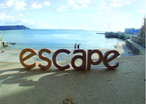 Travel As An Escape