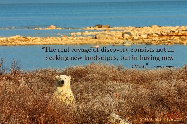 Inspirational_Travel_Quotes, The Real Voyage of Discovery
