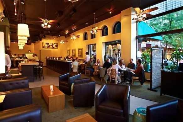 Posana Cafe, Asheville's Green Restaurants