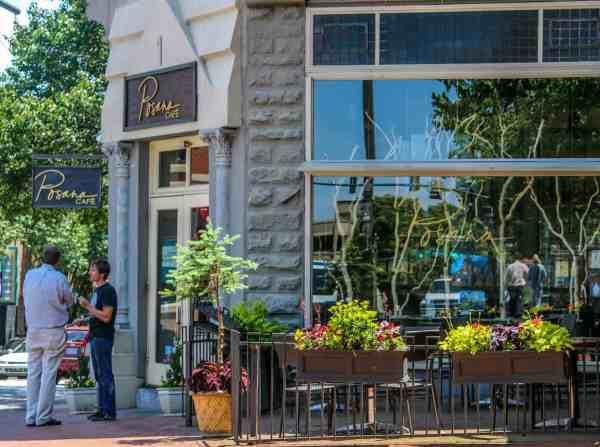 Peter Pollay's Posana Cafe