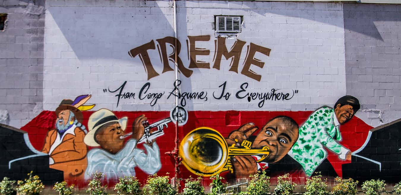 Treme, New Orleans: Birthplace of American Culture