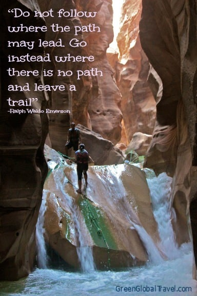 Inspirational_Travel_Quotes, Do not Follow Where the Path May Lead
