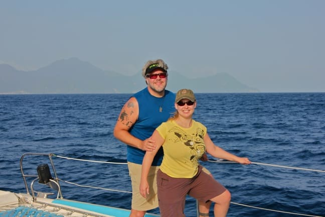 Whale Watching Cruise in Dominica