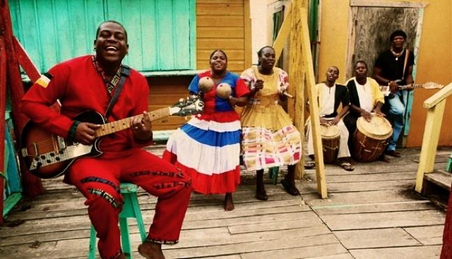 The Garifuna Collective in 2013