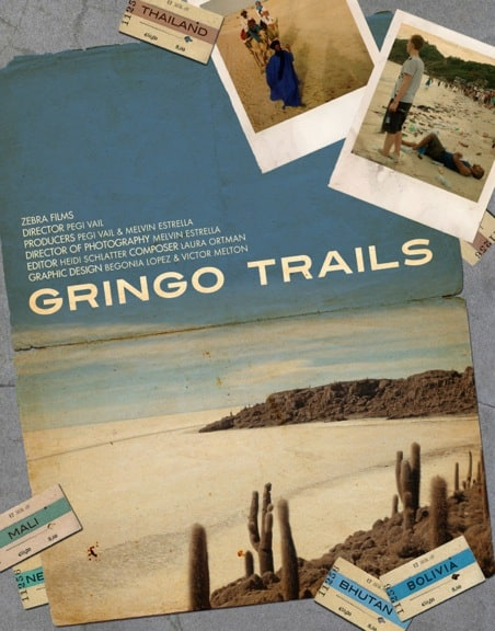 The Gringo Trails Movie Poster