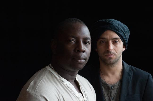 Touré Raichel Collective photo by Youri Lenquette