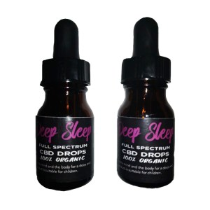 CBD Oil Deep Sleep