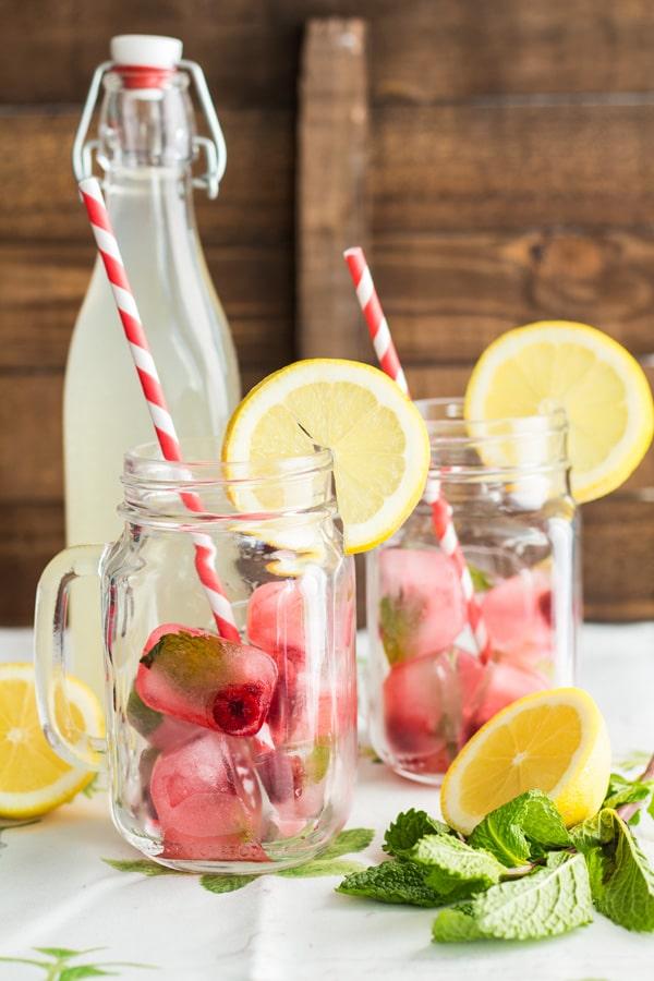 Pink Mint Lemonade 1
