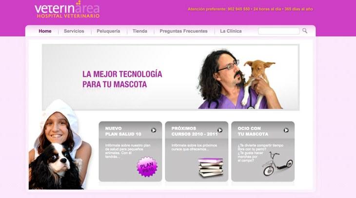 Veterinarea web Alpedrete