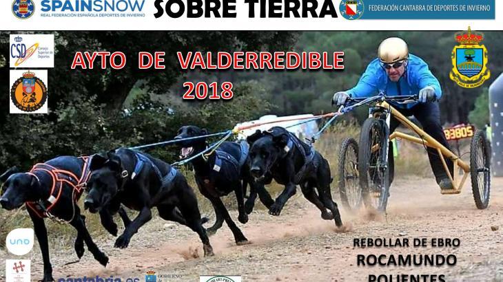 Campeonato de España de Mushing tierra 2018