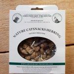 Nature Catsnacks Greenheart Premiums