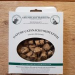 Nature Catsnacks Whitefish Greenheart Premiums
