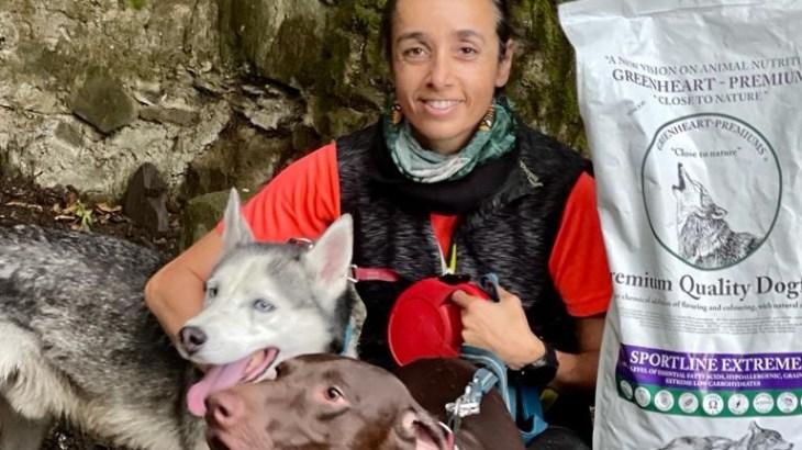 Olaga Alvarez musher