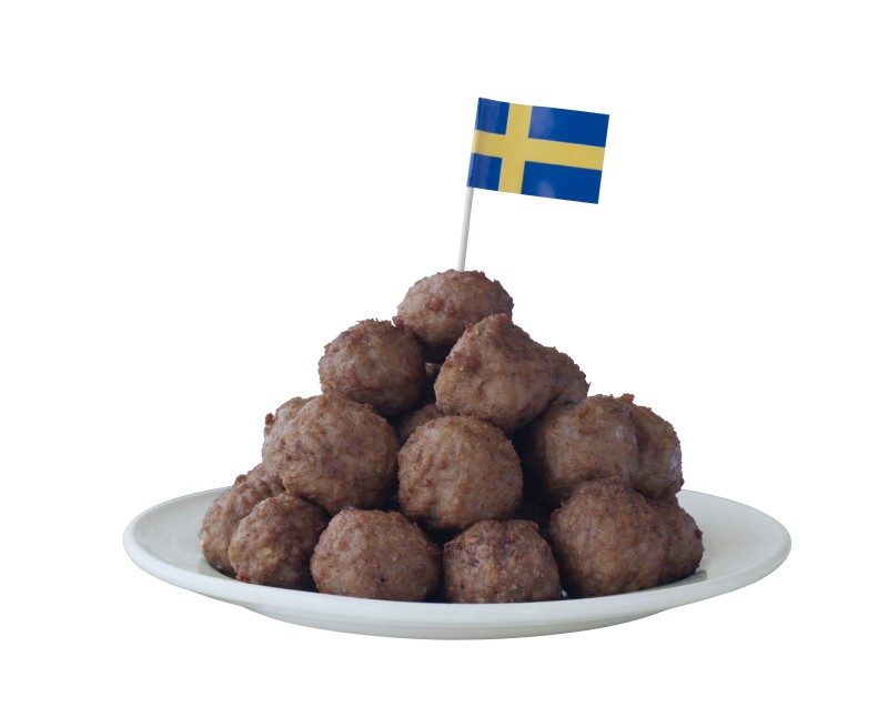 Chemical industry meatballs