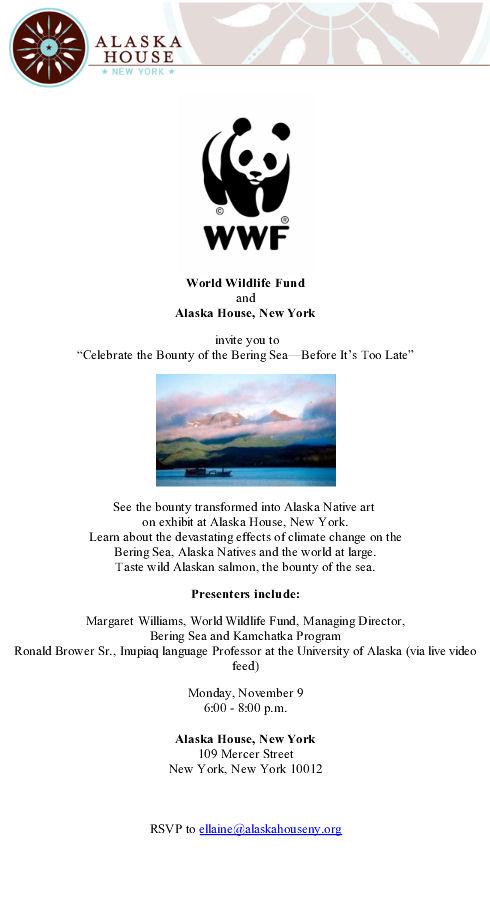 WWF Alaska