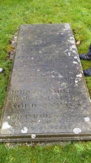 Gardener & Cornbill Grave, Stow