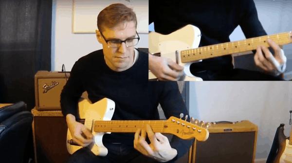 sam farkas teaches beginning guitar workshop