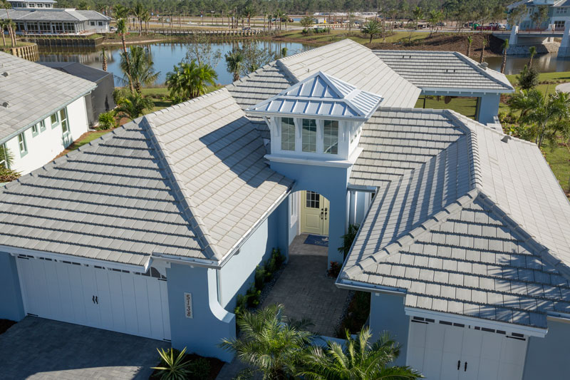 Eagle roofing products and industrial nanotech creates eagle flat tile tapered slate royal palm ppazfo