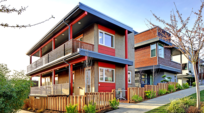 Project Profile: Reclaimed Modern Home in Seattle, Wash.