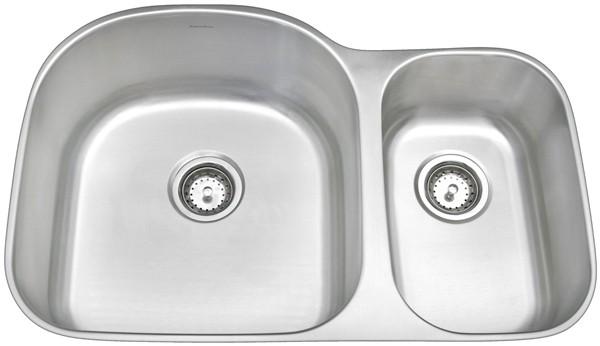 Amerisink Heritage Undermount Stainless Steel AS328 Sink