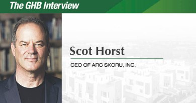 The GHB Interview: Scot Horst, CEO of Arc Skoru, Inc.