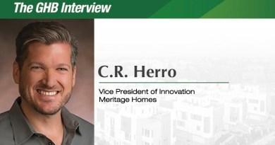 The GHB Interview: CR Herro, VP of Innovation, Meritage Homes