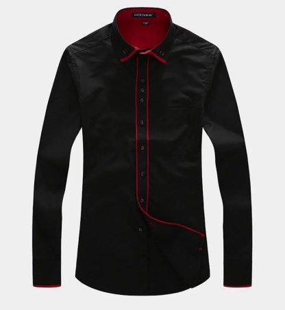 Business Striped Shirt available in 2 colors
