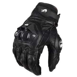 Leather  Armed  Gloves