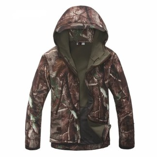 Lurker Shark Skin Jacket – 6 colors Tree camo