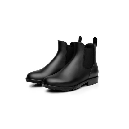 Rubber Rain Boots available in 2 colors