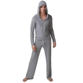 Silk Pajama available in 4 colors Grey