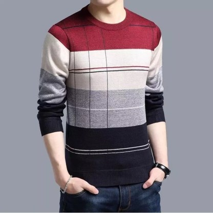 Thin Pullover available in 3 colors