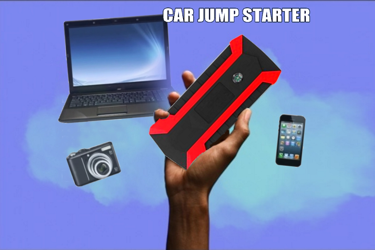 jamp-starter-power-bank for notebook