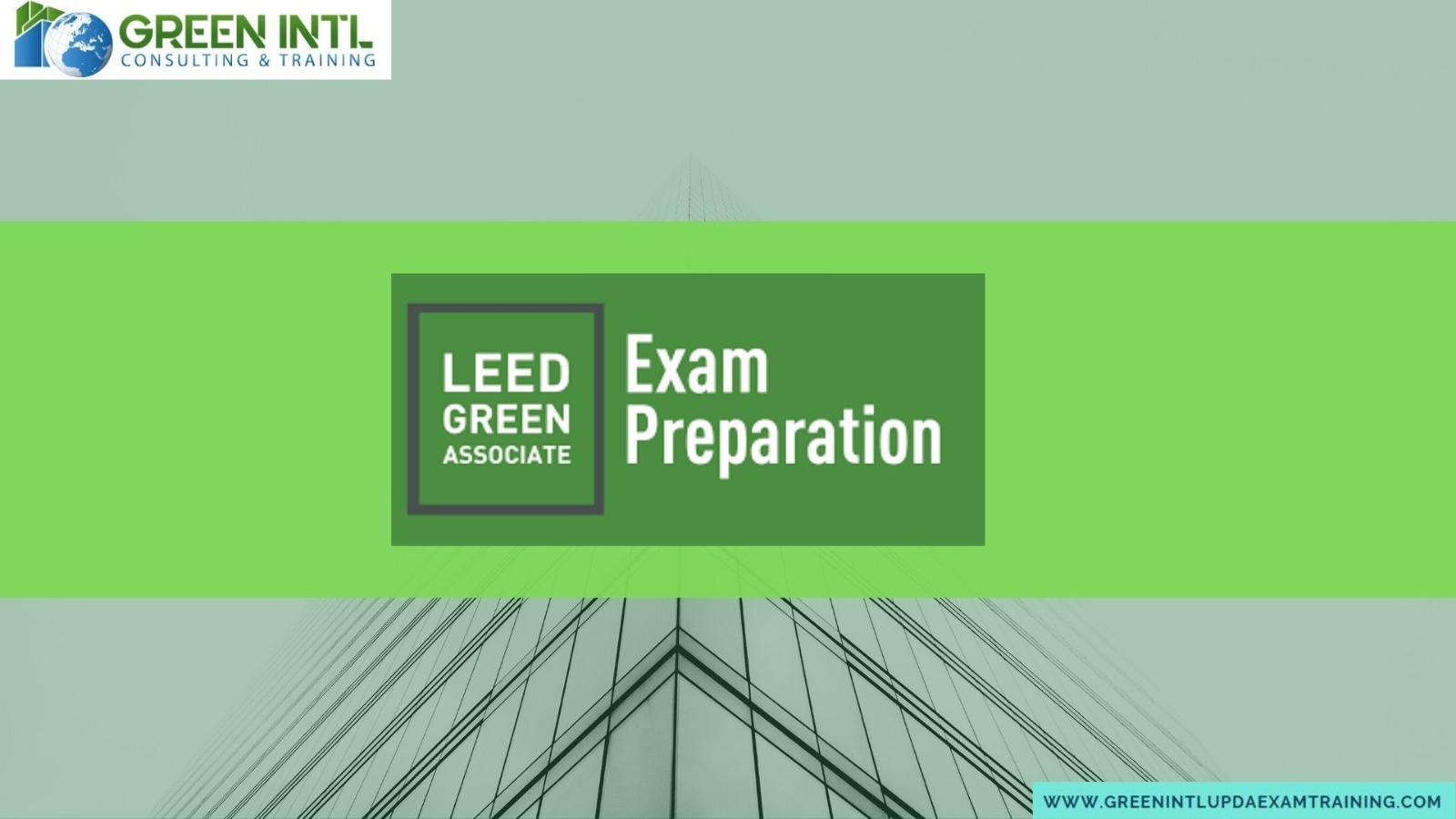 LEED Green Associate (LEED GA)