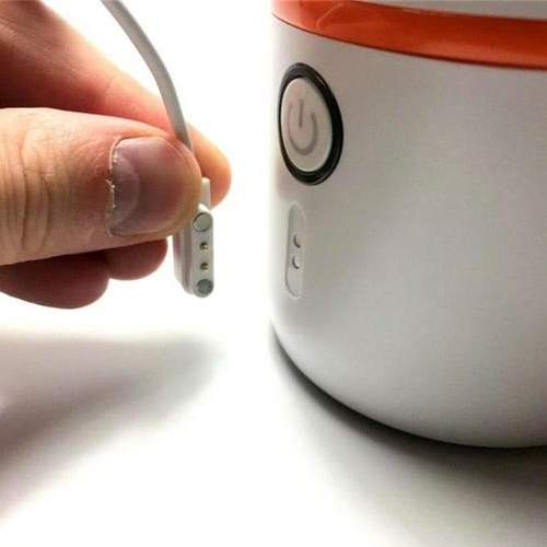 Magnetic Charging