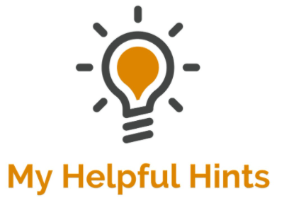 My helpful hints review logo