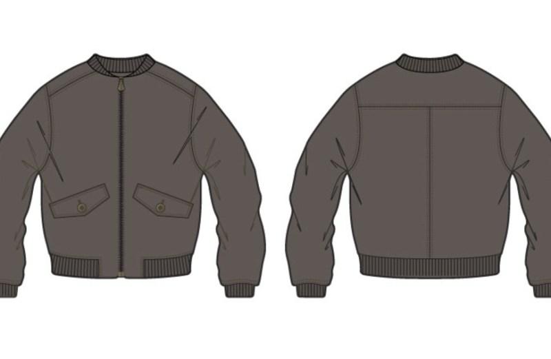 56 Desain Jaket Almet Polos HD Terbaru