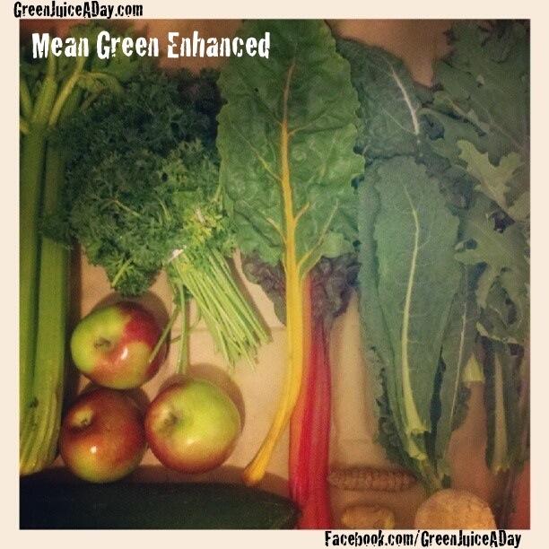 Sick Fat Recipe Juice Dead Nearly Mean Green