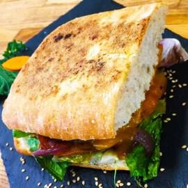 Sandwiches y Wraps